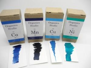 Organic Studio Inks
