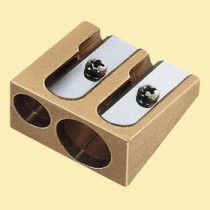 Mobius &Ruppert  Double Hole Square Pencil Sharpeners