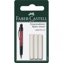 Faber Castell Grip Plus Pencil Erasers