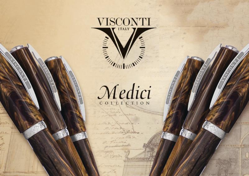 Medici Fountain Pen