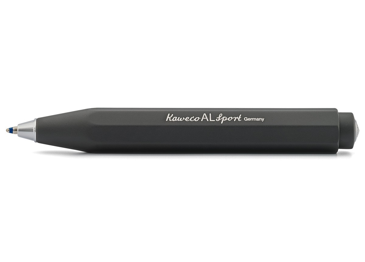Kaweco AL Sport Black Ballpoint Pen
