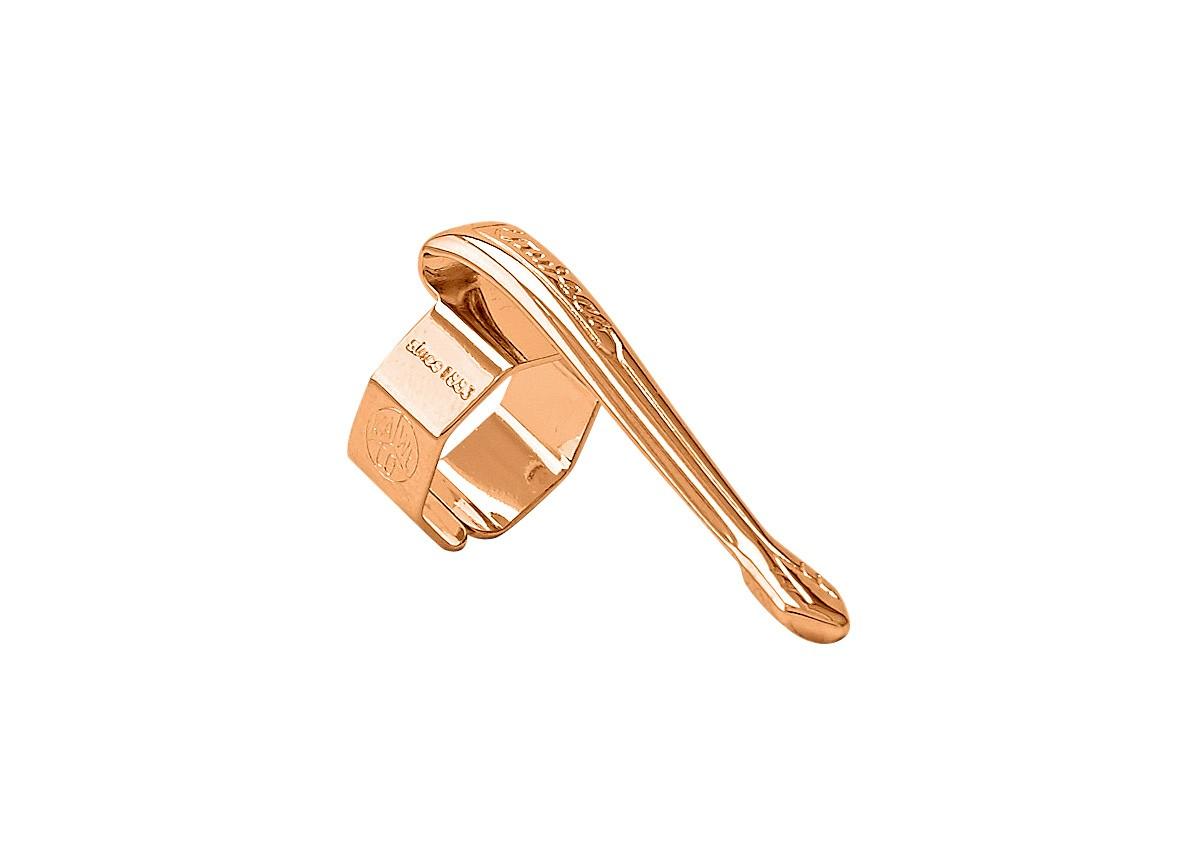 Kaweco Clip Deluxe Slide-On Bronze