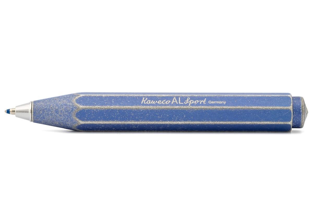 Kaweco AL Sport Stonewashed Blue Ballpoint Pen