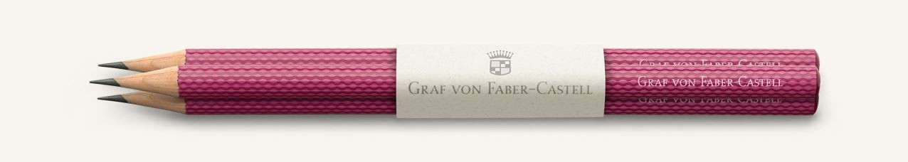 Graf von Faber Castell Perfect Pencils Guilloche, Electric Pink