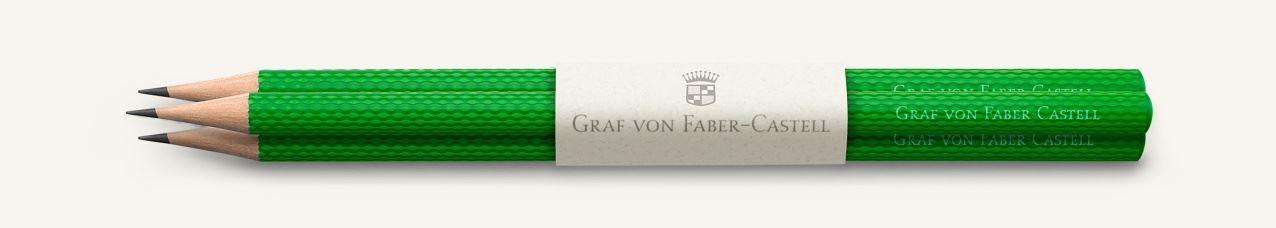 Graf von Faber Castell Perfect Pencils Guilloche, Viper Green