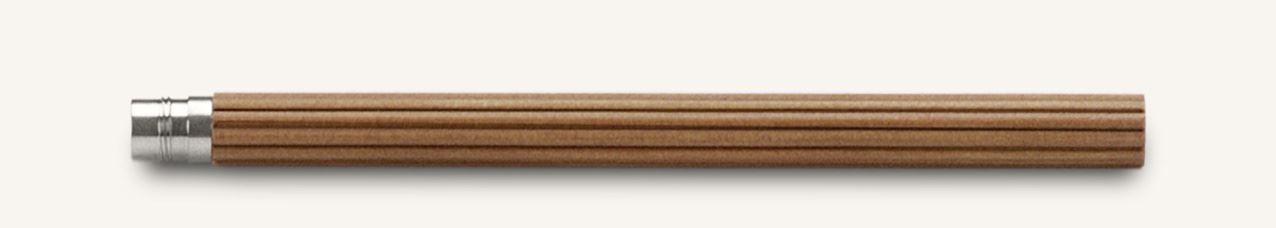 Graf von Faber- Castell Cedar Wood Cedar Wood Brown Pencils 5 Pack