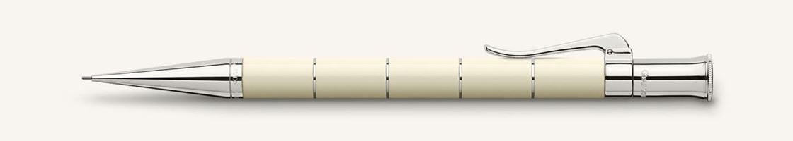 Graf von Faber-Castell Anello Ivory resin Propelling Pencil