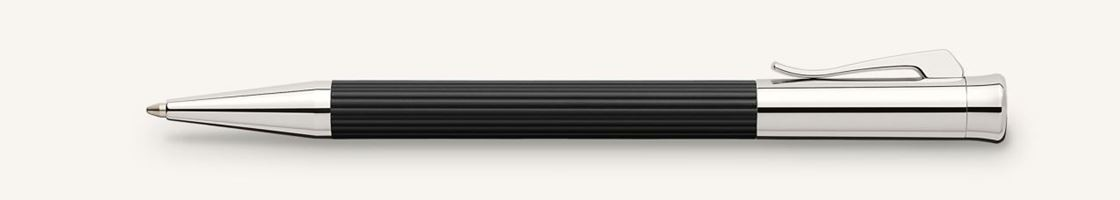 Graf von Faber Castell Tamitio Black Ballpoint Pen