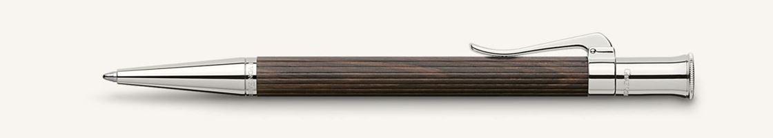 Graf  Von Faber-Castell Grenadilla Wood Classic Ballpoint