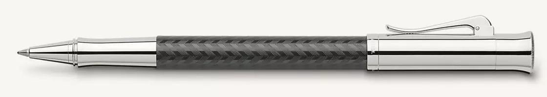 Graf von Faber-Castell Guilloche Chevron Rollerball