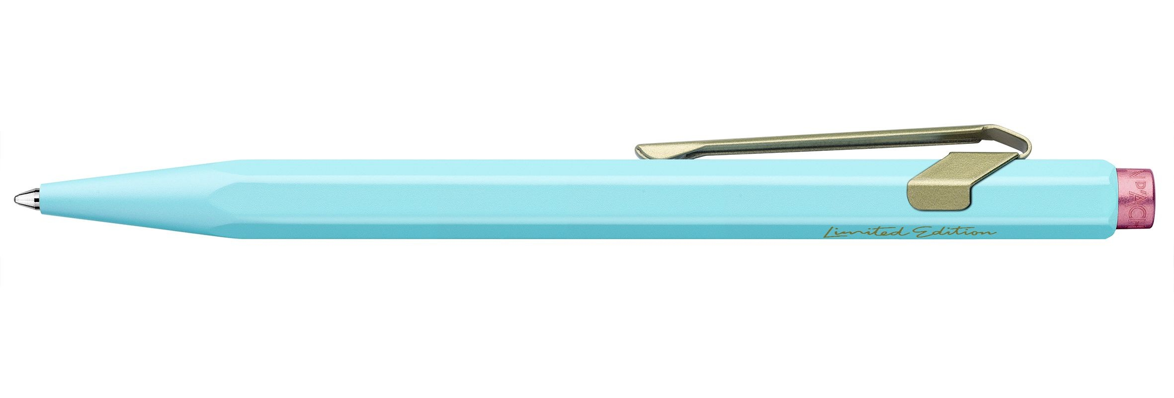Caran d'Ache 849 Claim Your Style II Limited Edition Bluish Pale Ballpoint