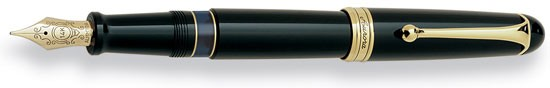 Aurora 88 Large Fountain Pen with Gold Trim