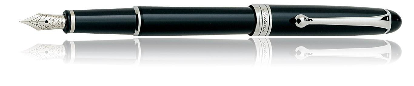 Aurora 88 Small Fountain Pen with Nik Argenta Trim