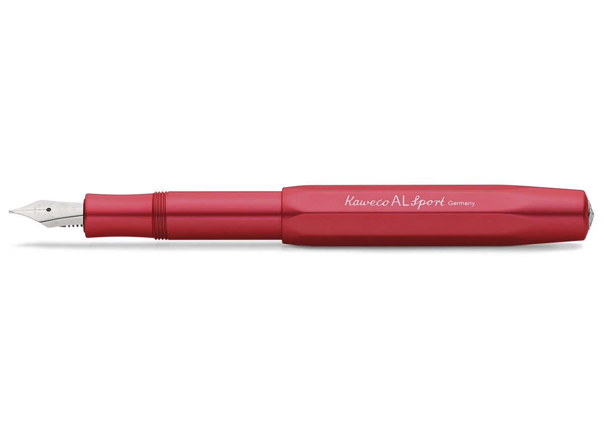 Kaweco AL Sport Red Fountain Pen