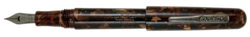 Conklin All American Fountain Pen Brownstone