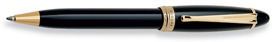 Aurora Ipsilon Resin Black Ballpoint