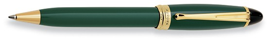 Aurora Ipsilon Resin Green Ballpoint