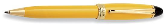 Aurora Ipsilon Resin Yellow Ballpoint