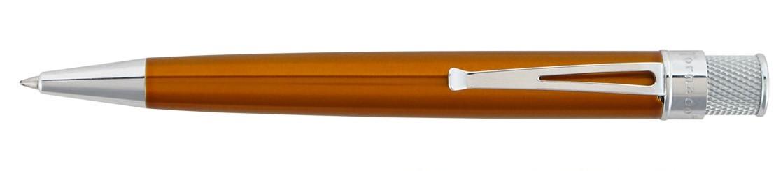 Retro 51 Tornado Classic Lacquers Orange Retractable Rollerball
