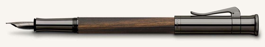 Graf Von Faber Castell Classic Macassar Fountain Pen