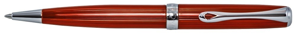 Diplomat Excellence A² Skyline Red Ballpoint