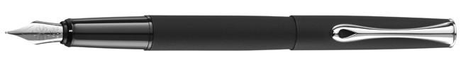 Diplomat Esteem Lapis Black Fountain Pen