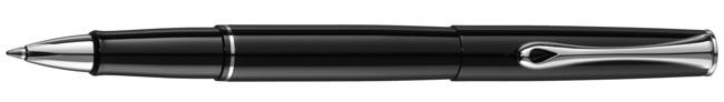 Diplomat Esteem Black Lacquer Rollerball Pen