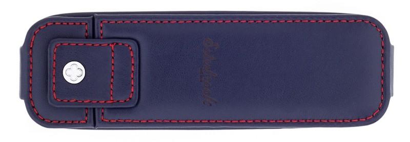 Esterbrook Nook Double Pen Case Navy Blue