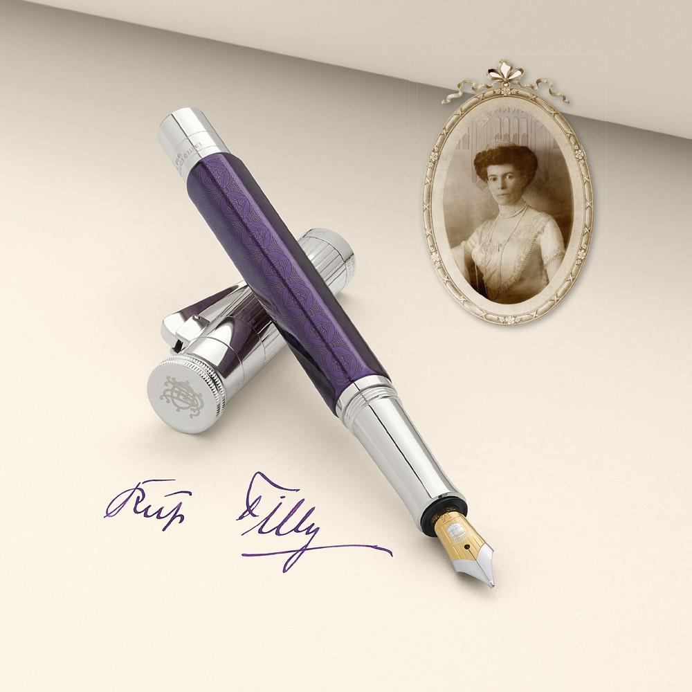Graf von Faber Castell Heritage Ottilie Fountain Pen