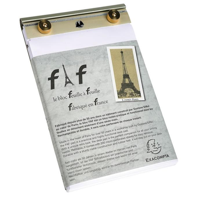 Exacompta FAF Desk Pad
