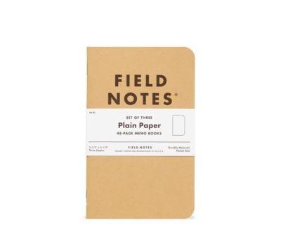 Field Notes Original Plain