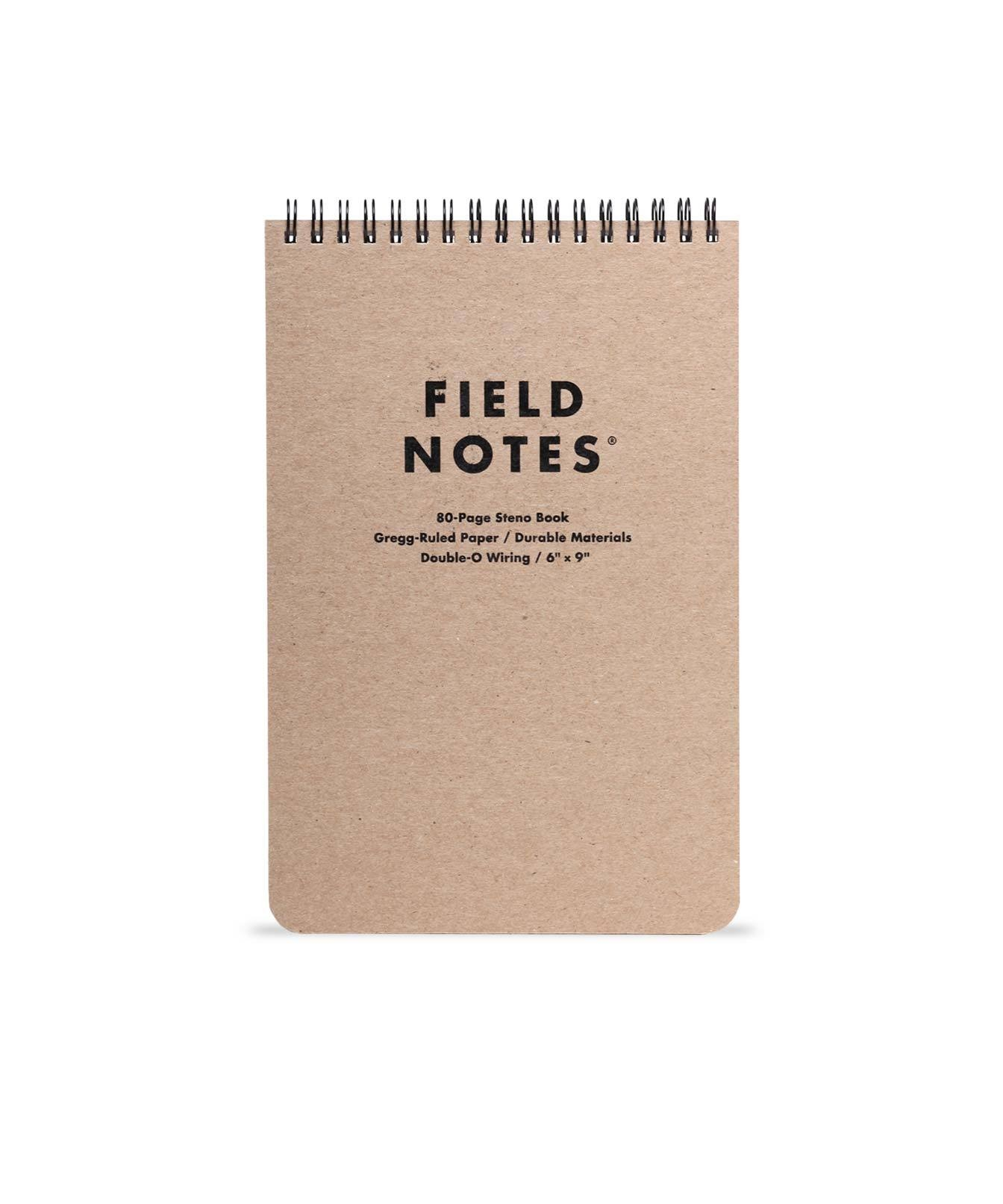 Field Notes 80 Page Steno Pad