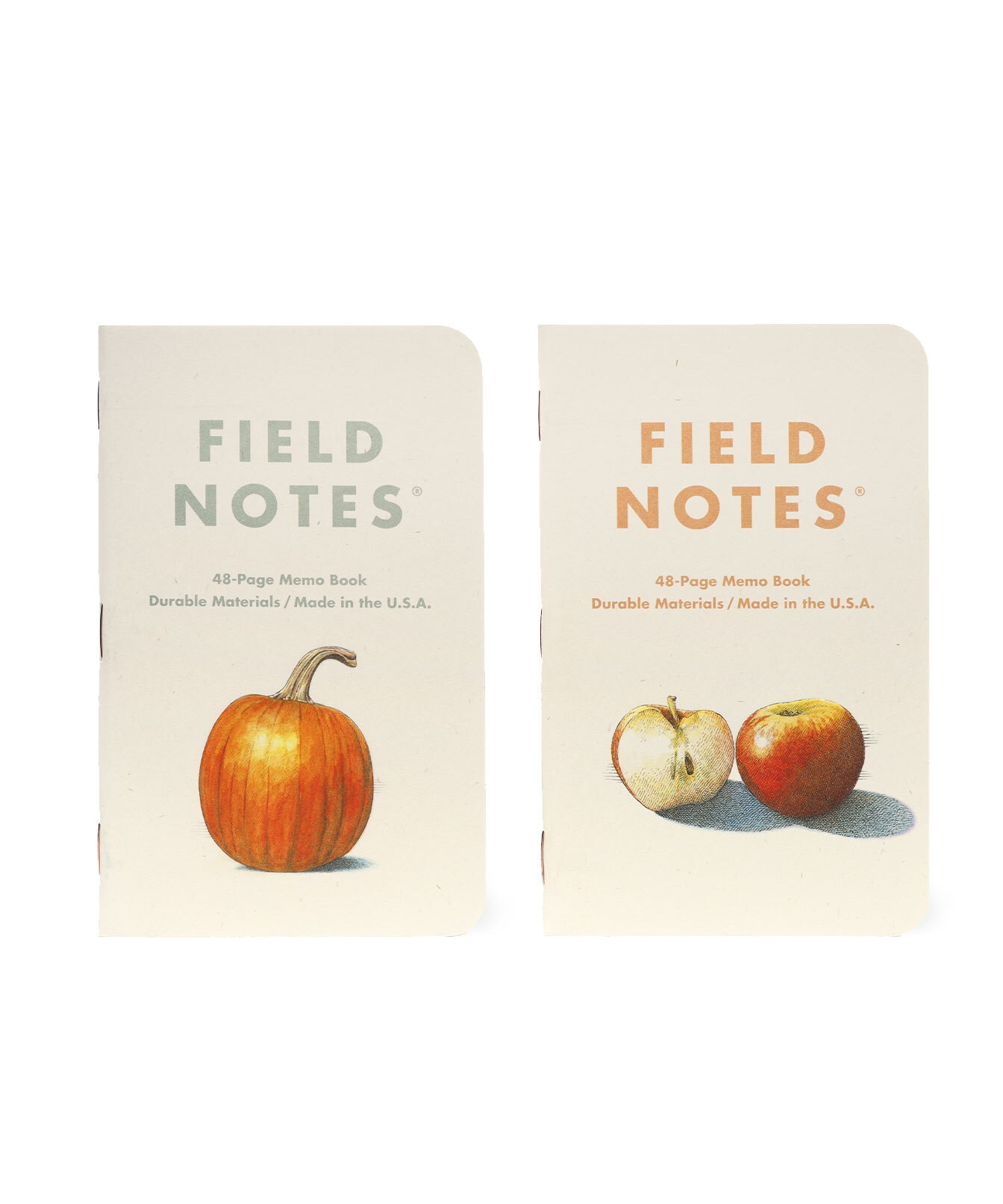 Field Notes Quarterly Limited Edition Fall 2021 Harvest Perforated Ruled Dot Ledger