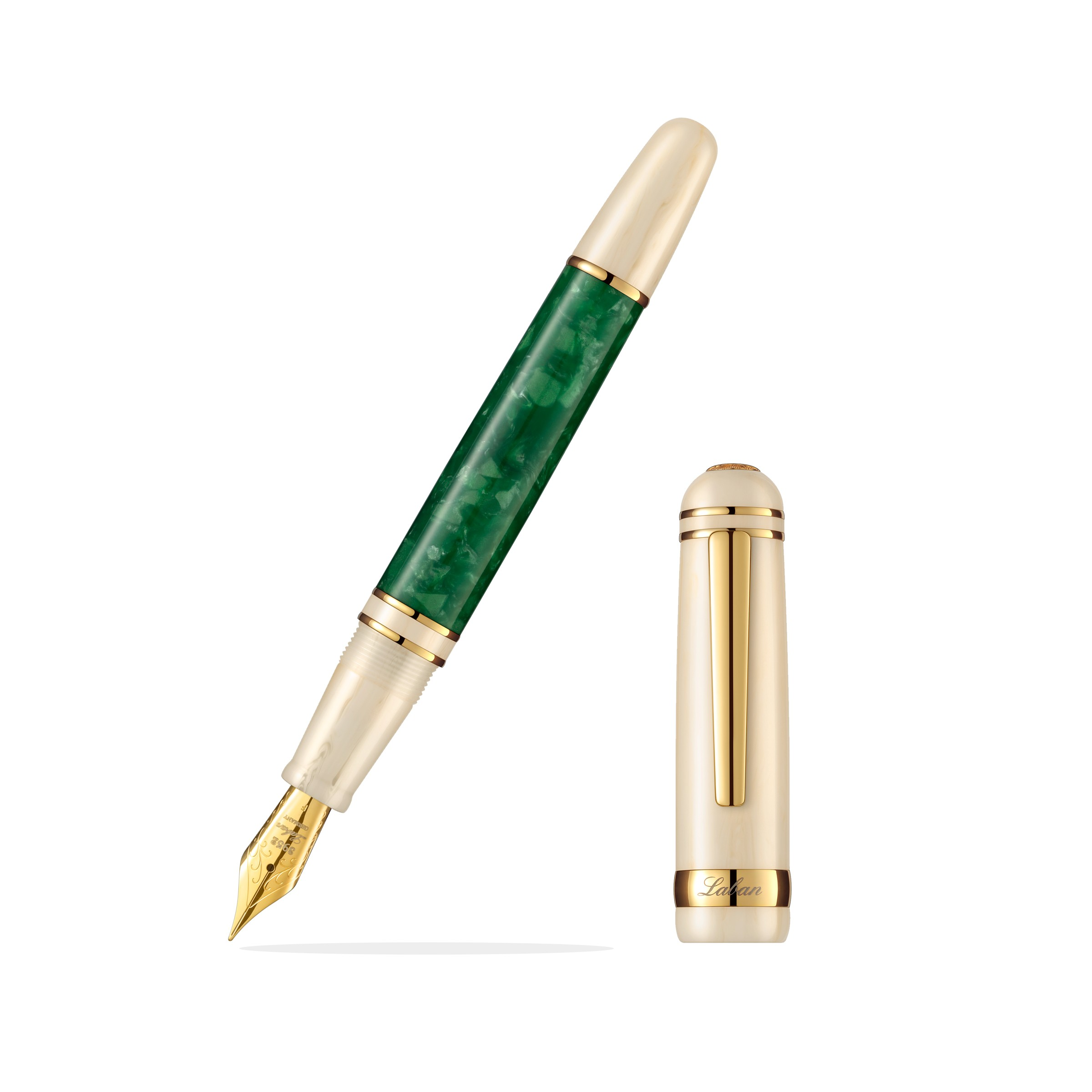 Laban 325 Forest Fountain Pen