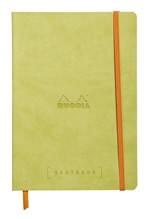 Rhodia Goalbook - Anise, Dot Grid