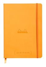 Rhodia Goalbook - Orange, Dot Grid