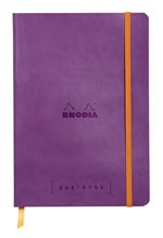 Rhodia Goalbook - Purple, Dot Grid