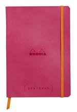 Rhodia Goalbook - Raspberry, Dot Grid