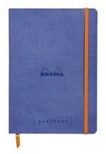 Rhodia Goalbook - Sapphire, Dot Grid