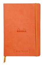 Rhodia Goalbook - Tangerine, Dot Grid