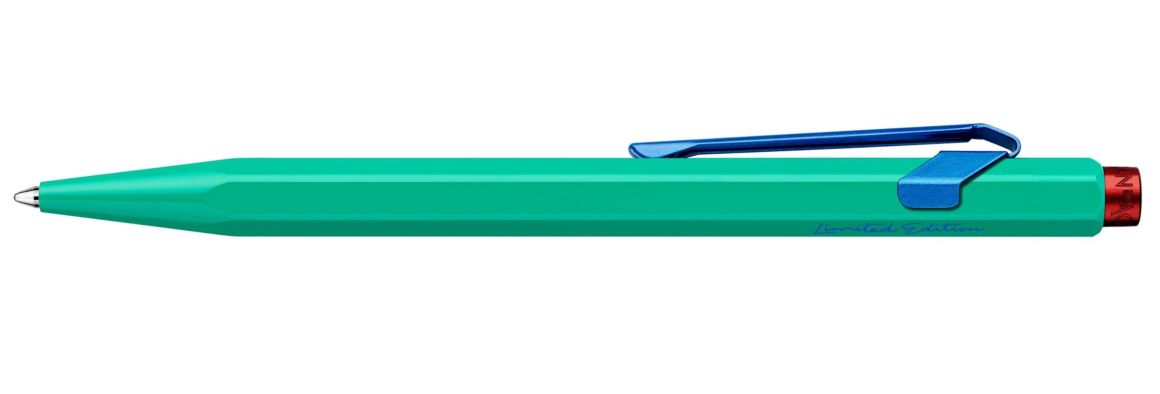 Caran d'Ache 849 Claim Your Style II Limited Edition Veronese Green Ballpoint