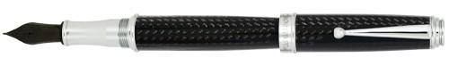 Monteverde Invincia Deluxe Chrome Fountain Pen