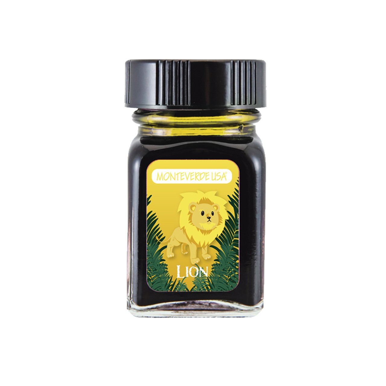 Monteverde Jungle Ink Collection Lion Yellow