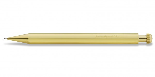 Kaweco Special Mechanical Pen Brass 0.9mm