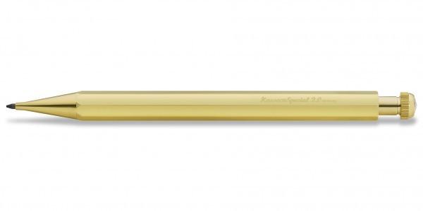 Kaweco Special Mechanical Pen Brass 2.0mm