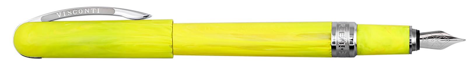 Visconti Breeze Lemon Fountain Pen