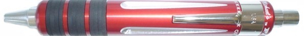 Michael's Fat Boy Pens Comet Red Ballpoint
