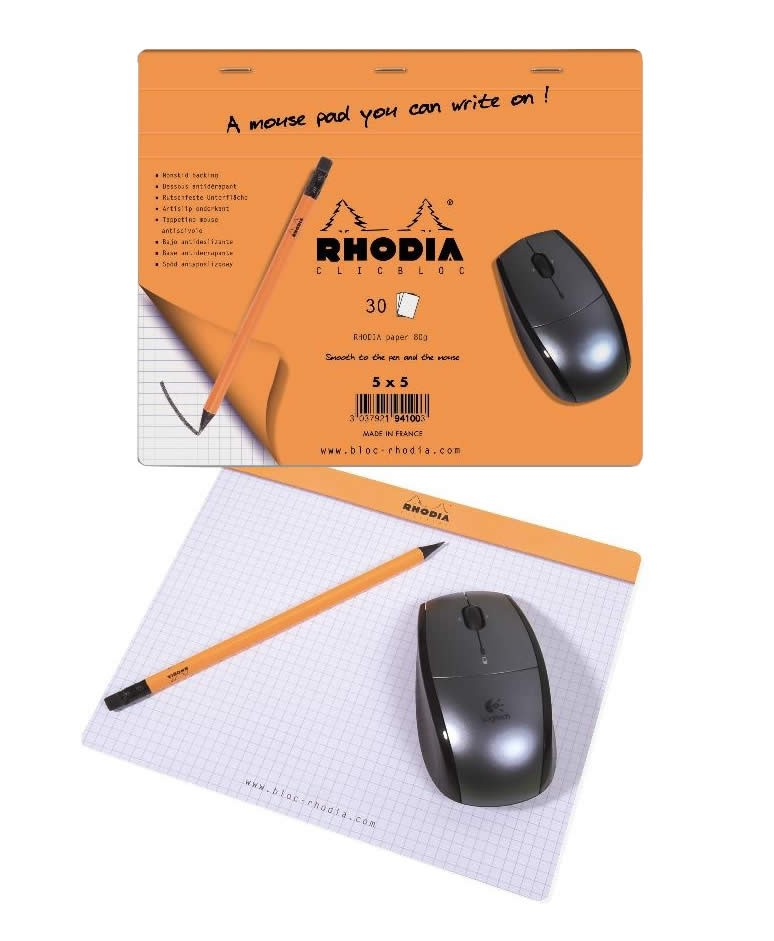 Rhodia Mouse Pad