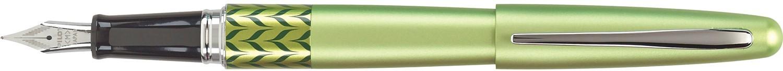 Pilot Metropolitan Retro Pop Fountain Pen Green