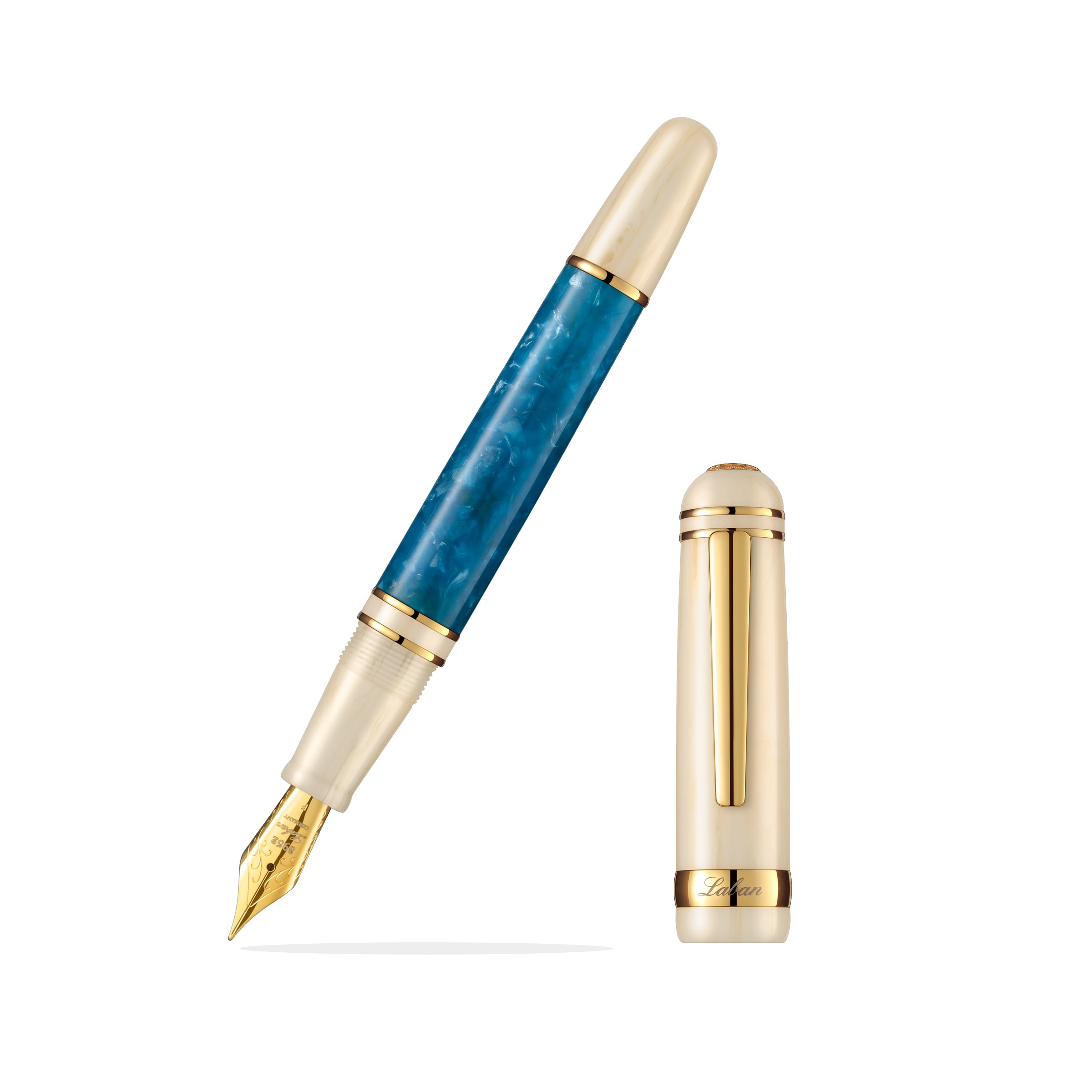 Laban 325 Ocean Fountain Pen